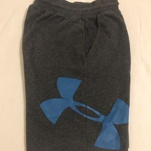 UNDER ARMOUR MENS SIZE LARGE HEATGEAR SHORTS